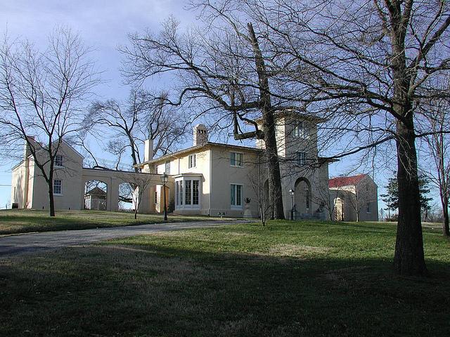7. Blandwood Mansion, Greensboro