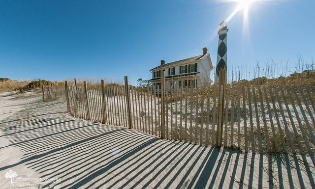 1. Take a North Carolina lighthouse tour.