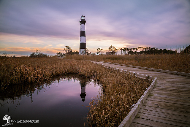 4. Third times a charm at Bodie Island Lighthouse