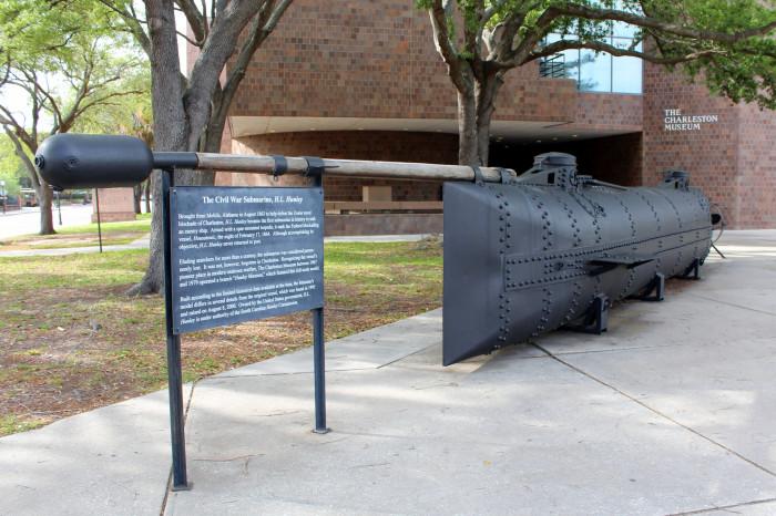 1. The Submarine