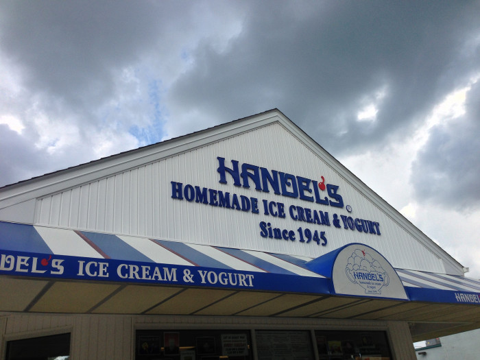 5) Handel's Homemade Ice Cream and Yogurt