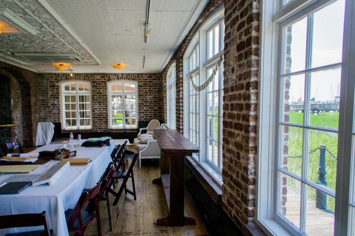 9. Historic Rice Mill, Charleston, SC