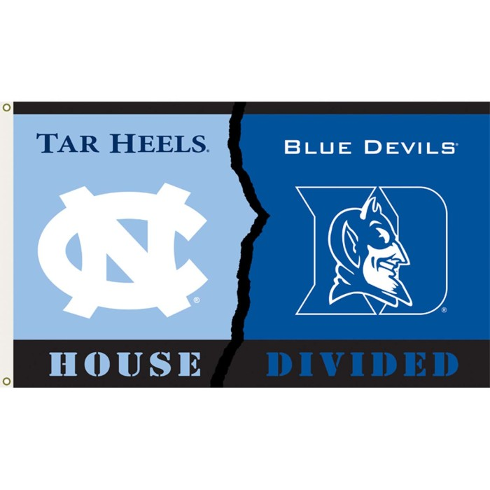 3. That we're all either UNC or Duke fans.