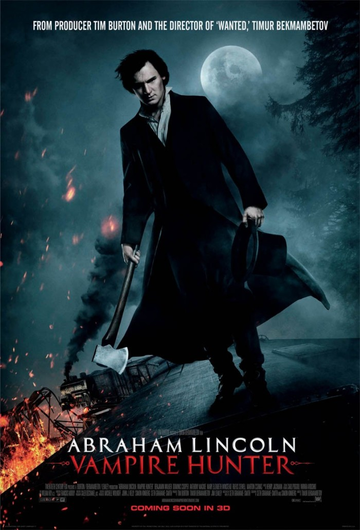 5. Abraham Lincoln vs. Zombies (2012)