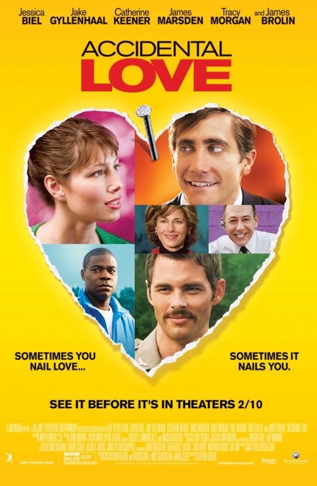 20. Accidental Love (2008)