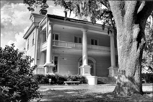 2. Admiral's House (Charleston Naval Base)