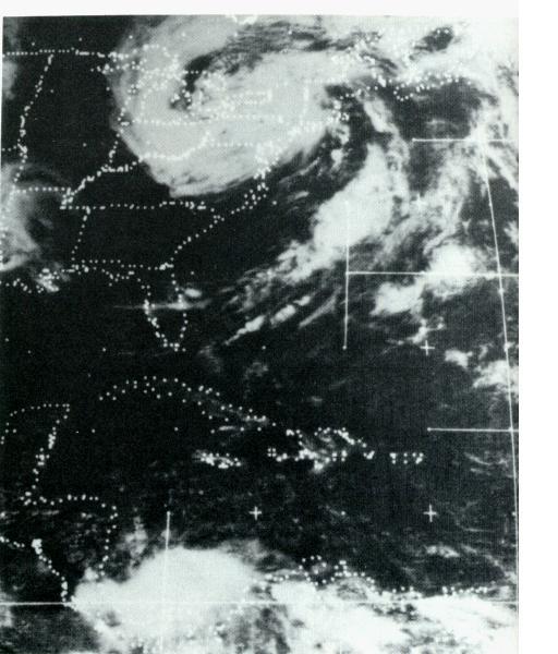 4. Hurricane Agnes, June 1972