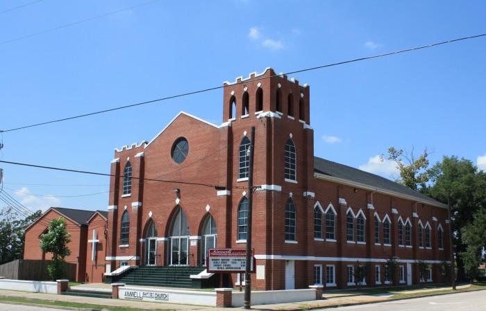 14.) Aimwell Baptist Church / Mobile