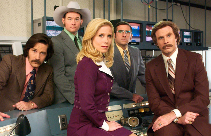 2. Anchorman 2: The Legend Continues (2013)