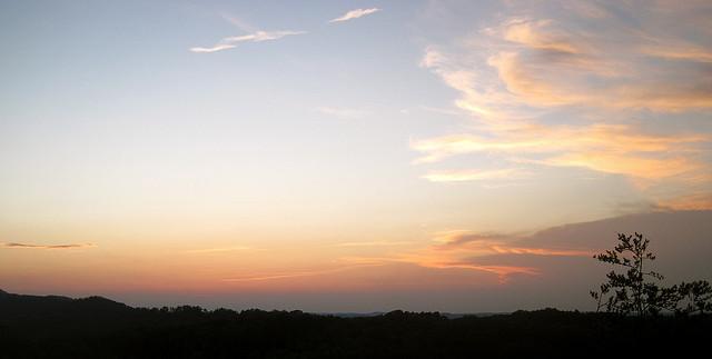 9) Perfectly Pink Sunrise