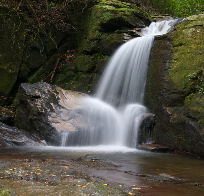 11. Long Creek Falls