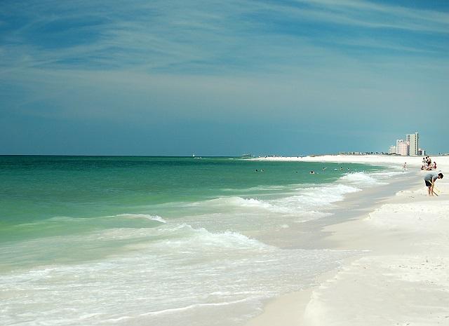 18.) The Beach