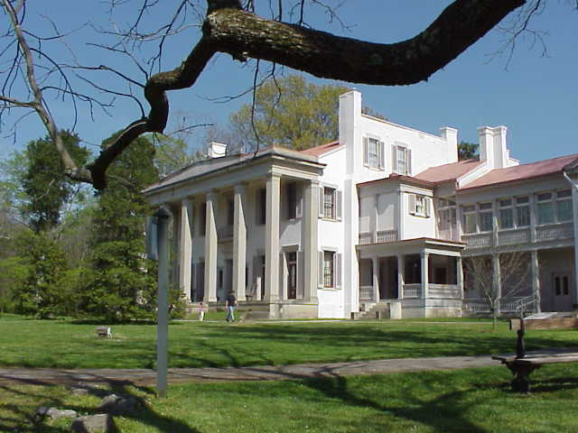 3) You may know the Belle Meade plantation from its renowned spot as a premier wedding venue, but it currently functions as a museum and historical hotspot outside of Nashville. With a winery on the property and daily tours, this would make the perfect day trip.
