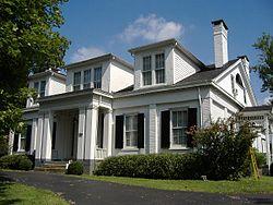 11. Ben Johnson House