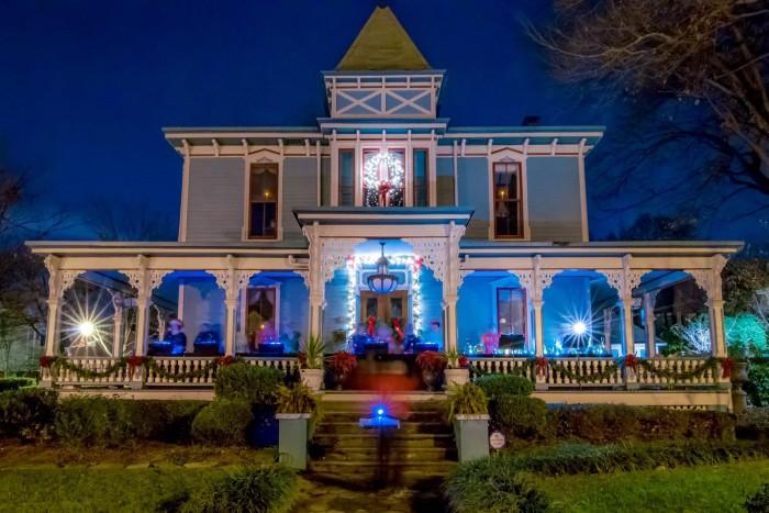 4. Berryhill House, Charlotte, Fourth Ward
