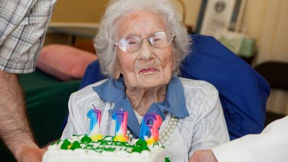 8. Oldest Living Person in the World