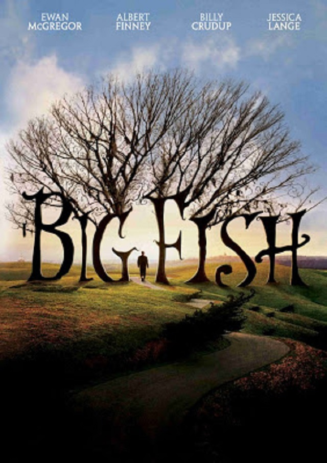 16.) Big Fish - Released in 2003, and starring Ewan McGregor, this film was mostly filmed in Alabama - specifically in the areas of Prattville, Wetumpka, Montgomery and Tallassee.  Oh, and it's of course one of Tim Burton's directorial masterpieces!
