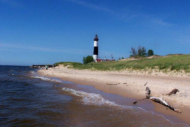 11) Big Sable Point Lighthouse
