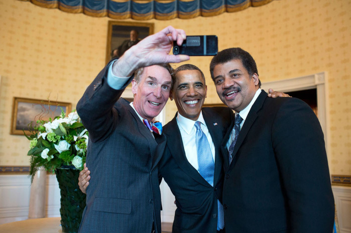 4. The Most Selfies Taken Simultaneously