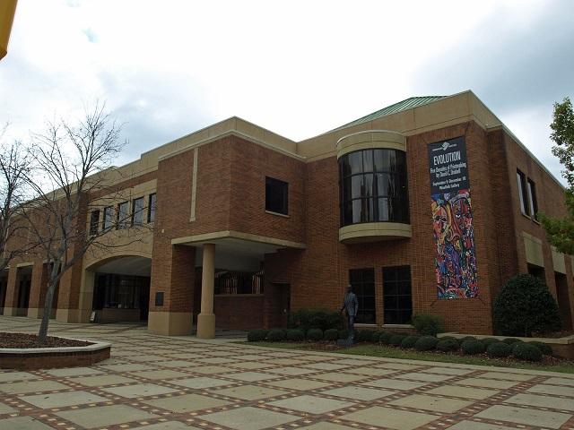 15.) Birmingham Civil Rights Institute