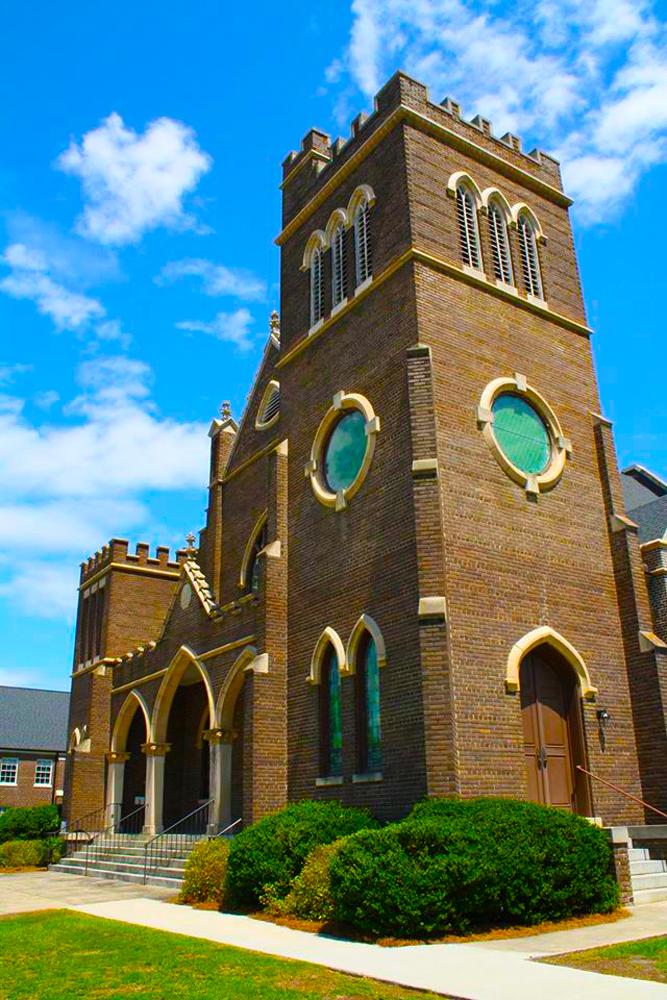 9. Bishopville Presbyterian Church, Bishopville, SC