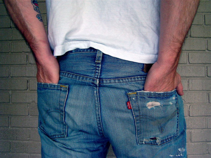 3) Blue Jeans Every Day