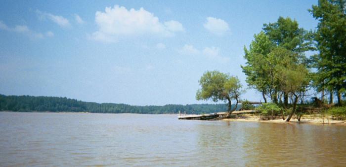 1. John H. Kerr Reservoir / Buggs Island Lake, Clarksville