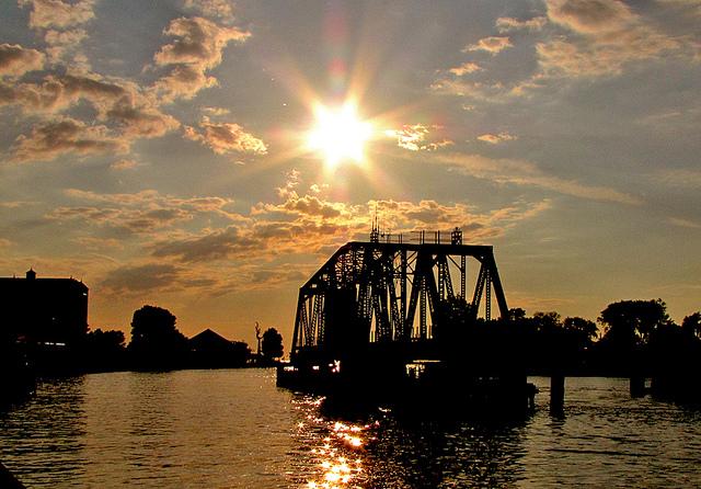 CSX Swing Bridge,
