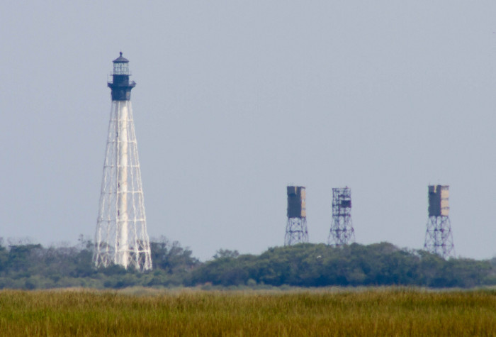 7. Cape Charles Lighthouse, Cape Charles