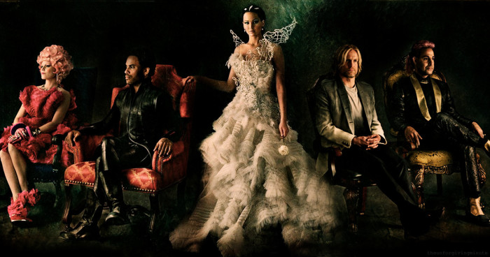 3. The Hunger Games: Catching Fire (2013)