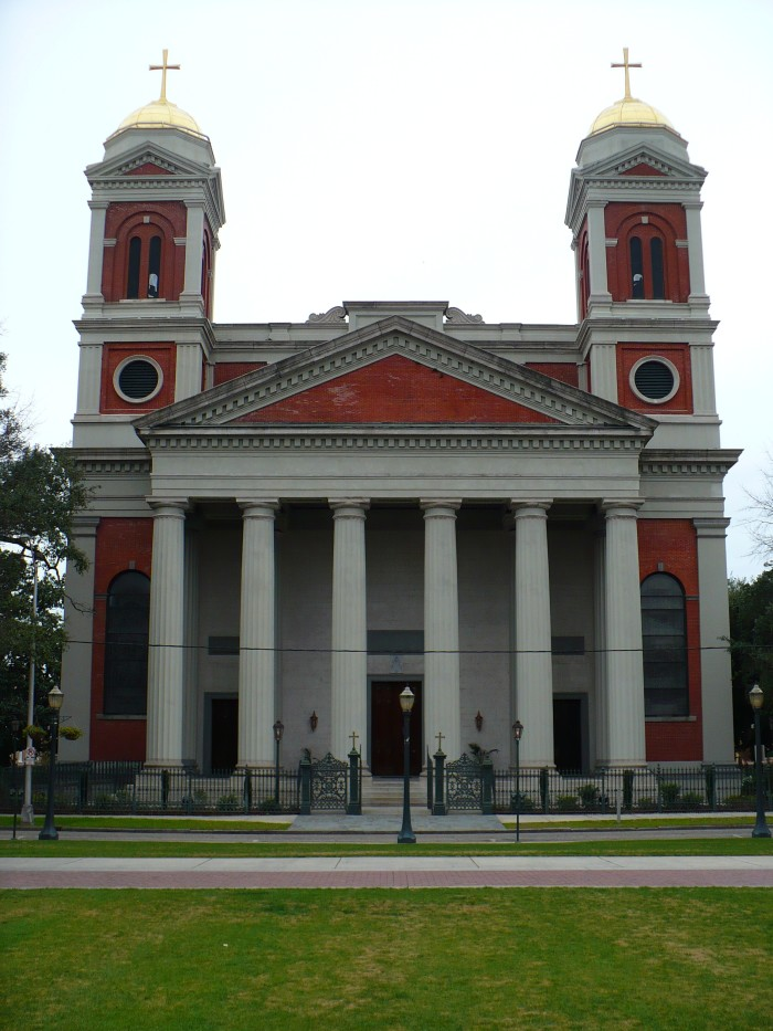 12.) Cathedral Basilica of the Immaculate Conception / Mobile