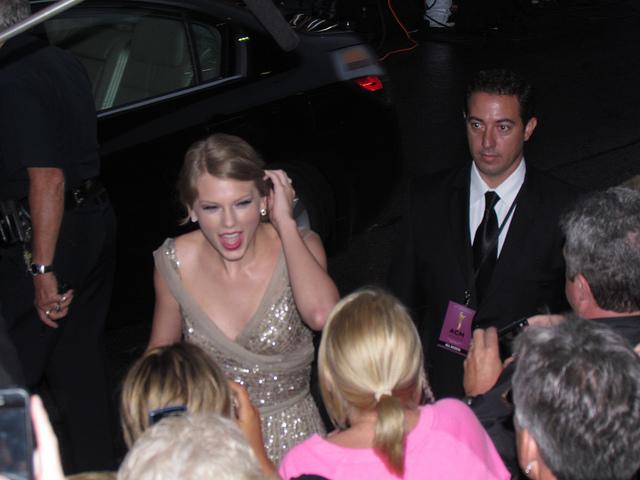 24) Running into celebrities is overrated