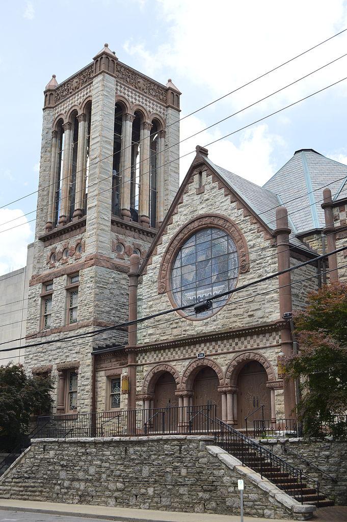 15. Central Christian Church