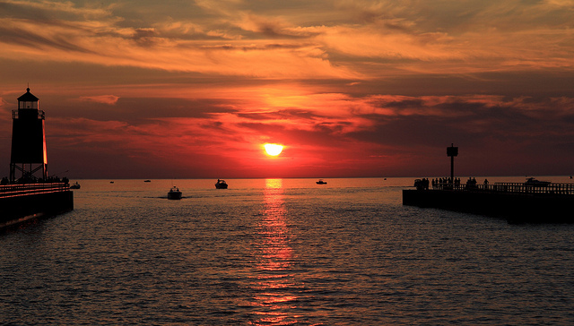 Grand Haven Campground >> These 13 Michigan Sunsets Will Leave You Speechless