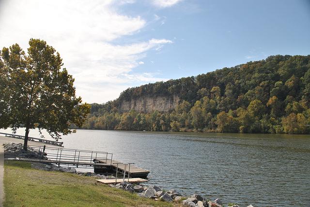 18) Cheatham Lake