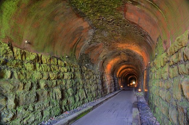 6. Chetoogeta Tunnel in Tunnel Hill, Georgia