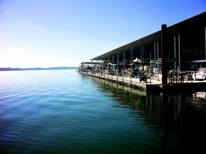 16) Chickamauga Lake