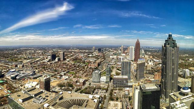 5. Get a Job. Atlanta is home to many corporation headquarters.