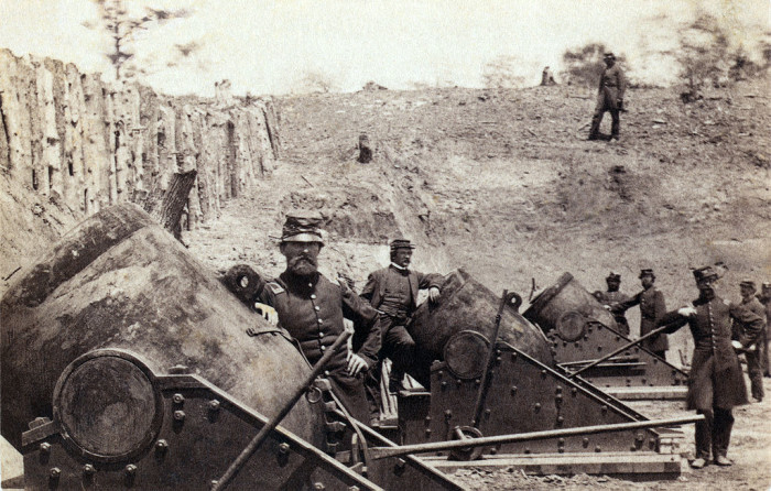 5. More than half of the major battles of the Civil War took place in Virginia.