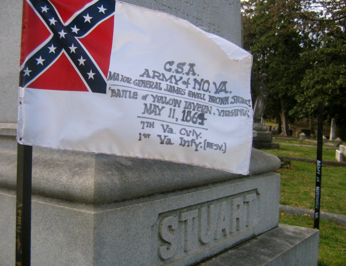 2. Speaking of the Civil War, yes, we know it's over