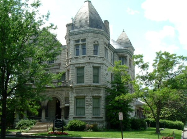 2. Conrad-Caldwell House Museum (Conrad's Castle): stationed in Louisville, Kentucky this mansion gives frequent tours of it's stunning views and often houses weddings.