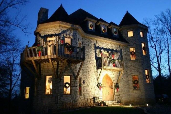 3. Covington Castle