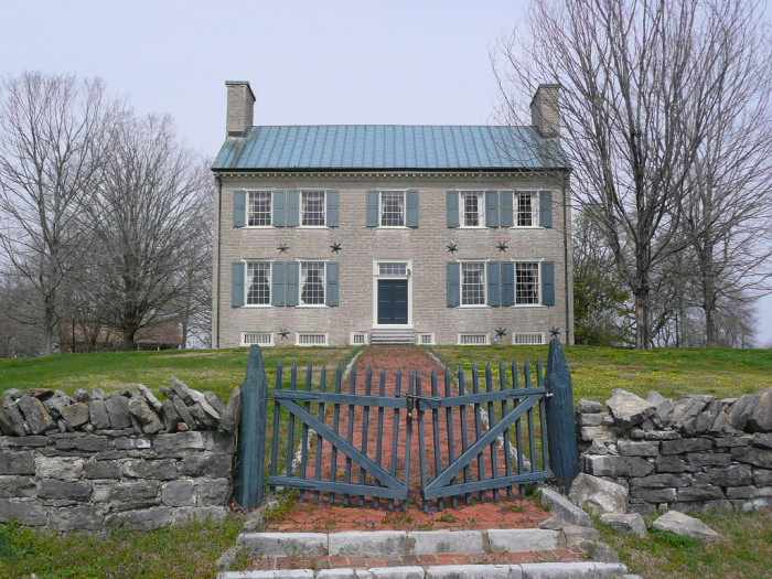 20 Historic Houses in Tennessee