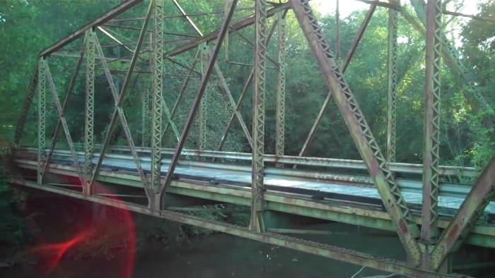 4. Crybaby Bridge (Anderson, SC)