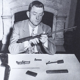 "10. David ""Carbine"" Williams, firearms inventor and designer, Cumberland County"