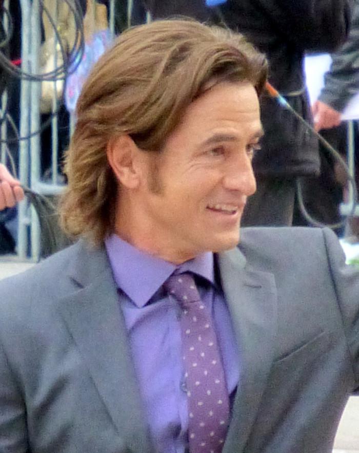 9. Dermot Mulroney (actor), Alexandria