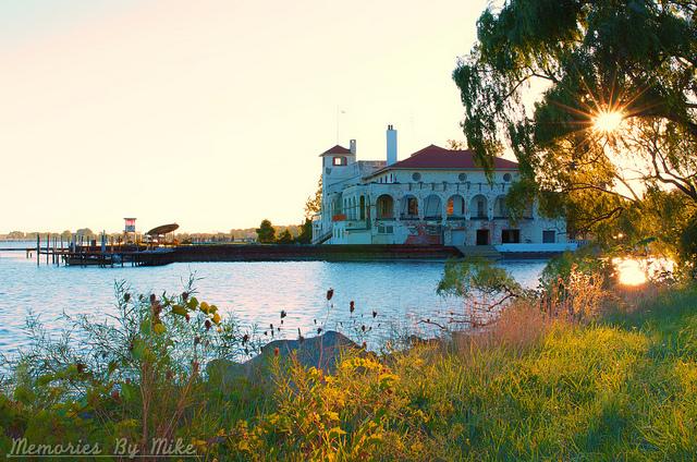 15) Detroit Boat Club