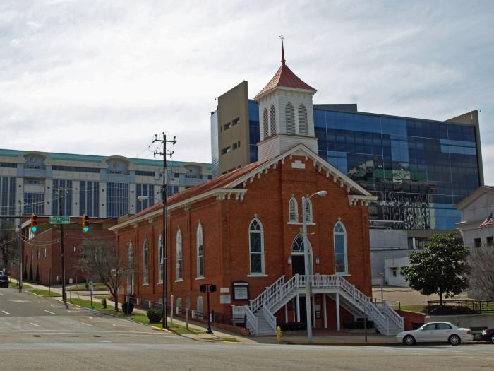 11.) Dexter Avenue Baptist Church / Montgomery