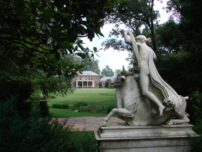 20) One of the most fantastic art displays in Memphis, the Dixon Gallery and Gardens offers free admission on Saturday mornings from ten 'til noon.