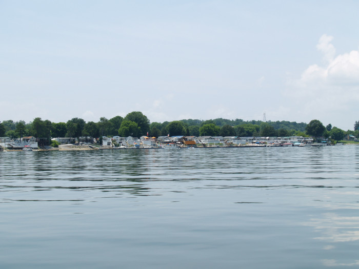 14) Douglas Lake